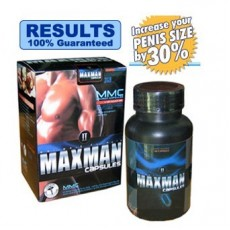 Original Maxman 2 Natural Men 60 Capsules in Pakistan